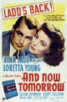 And Now Tomorrow 1944 DVD - Alan Ladd / Loretta Young